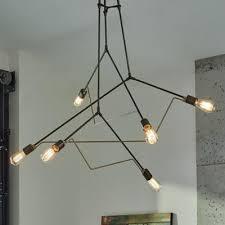 Iron Ceiling Light Hubbardton Forge Modern Wrought Iron Light Fixtures At Lumens