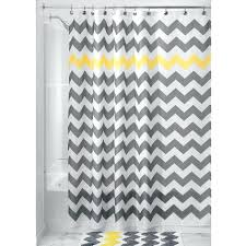 grey and yellow bathroom ideas full size of chevron shower curtain for yellow and grey shower