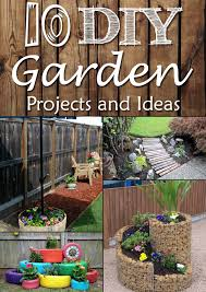 Diy Backyard Garden Ideas 10 Diy Garden Projects And Ideas For The Backyard