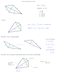 Worksheet Works Calculating Area And Perimeter Answers Math Plane Area And Perimeter Of Polygons 1