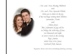Invitation Letter Wedding Gallery Wedding Wedding Invitations Examples U2013 Gangcraft Net