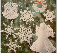 golden sparkling snowflakes rustic ornaments lace by dorogato