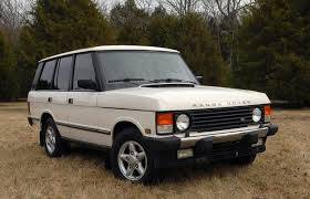 range rover 1995 land rover range rover classic for sale on bat auctions sold