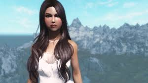 skyrim hair changer skyrim 13 essential character creation mods girlplaysgame