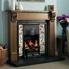 massive deals cast tec oxford fireplace insert traditional finish