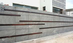 wallpaper for exterior walls india single floor house front elevation designs in india the best