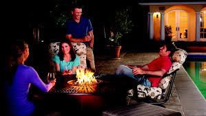 Tropitone Fire Pit by Patio World