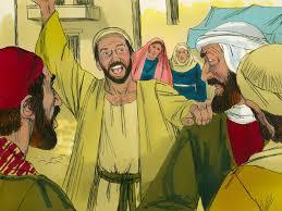 Jesus Healed The Blind Man Blind Men U0027s Guff U2014 Jane Voigts