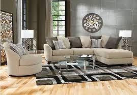 Sectional Living Room Sets Living Room Radley Fabric Sectional Living Room