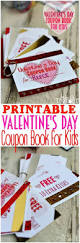valentine s day printable valentine u0027s day coupon book for kids mom on timeout