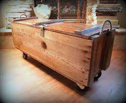 Diy Wood Crate Coffee Table by Industrial Furniture Wood Box Wooden Crate Coffe U2026 Flickr