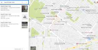Google Maps Help Want To Find Public Toilets In Ncr Or Madhya Pradesh Google Map
