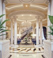 design a mansion luxury mansion interior qatar on behance