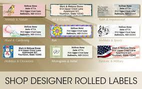return address labels sters more artistic labels