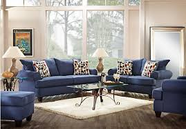 Blue Living Room Set Charming Blue Living Room Furniture With Living Room Awesome Blue