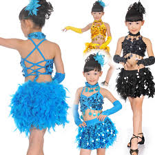online get cheap latin dresses for girls aliexpress com alibaba