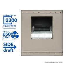 480 square feet champion cooler 2800 cfm 2 speed window evaporative cooler for 600