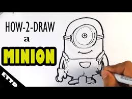 draw minion easy draw
