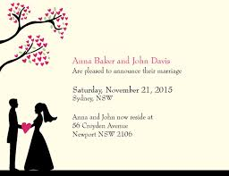 vista print wedding invitation vistaprint wedding invitations easy weddings