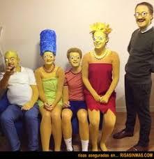 Simpson Halloween Costumes Minute Halloween Costumes