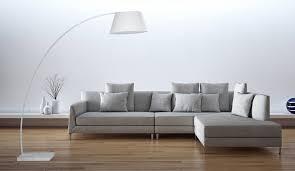 Beleuchtung Beratung Wohnzimmer Beliani Stehlampe Weiss Standlampe Leselampe Stehleuchte