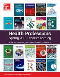 healthprofessions productcatalog