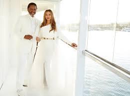 tina knowles u0027 wedding dress is absolutely stunning