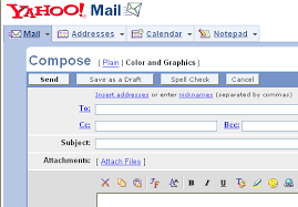 Email Yahoo Dan S Mail Format Site Configuration Yahoo Mail