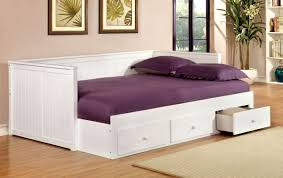 Bed Frame With Storage Bedroom Cool Casey Daybed With Belham Fashion Bed Group For