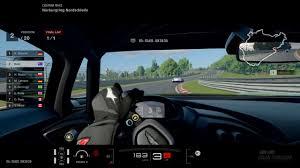 custom aston martin vulcan gt sport aston martin vulcan nurburgring nordschleife cockpit