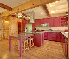 Ada Kitchen Design Universal Design Your Forever Timber Frame Home