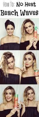 how to get beachy waves on shoulder lenght hair best 25 beach waves tutorial ideas on pinterest hair styles