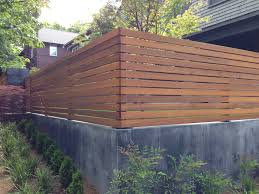 Pictures Of Retaining Wall Ideas by Wood Trellis On Top Of Concrete Retaining Wall Pool Ideas