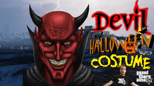how to make the devil gta online halloween special youtube
