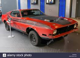 Mustang Mach One Ford Mustang Mach 1 Stock Photos U0026 Ford Mustang Mach 1 Stock