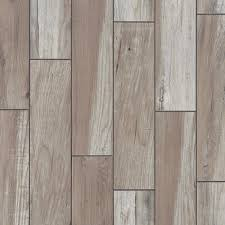 floor and decor wood tile tahoe silver wood plank porcelain tile 6in x 24in 100344233