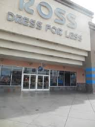 ross las vegas hours and location of the dress for less