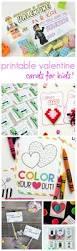 free printable valentine u0027s cards for kids
