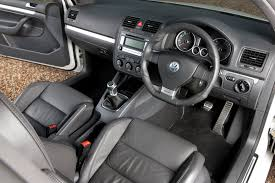 volkswagen mk 5 golf gti interior rhd from driver u0027s side uk car