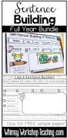 best 25 sentence building ideas on pinterest sentence writing