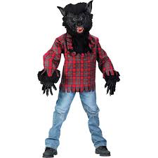 Werewolf Halloween Costumes Monster Clawdeen Wolf Child Halloween Costume Walmart