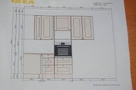hauteur des meubles haut cuisine hauteur standard meuble cuisine 12063 klasztor co