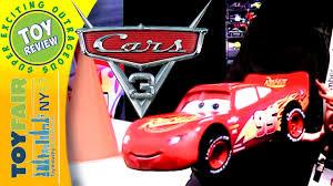 tech touch lightning mcqueen from disney pixar cars 3 by mattel