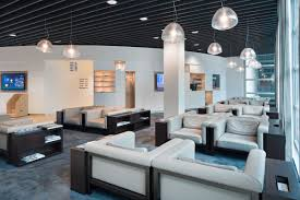 brussels airlines new lounge experience designit