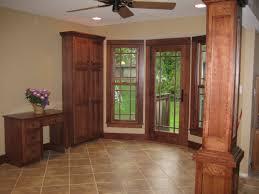 complete arts and crafts quartersawn white oak kitchen remodel
