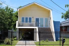 katrina house katrina reconstruction new home in new orleans la editorial stock