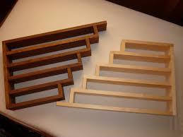 Spice Rack Organizer Furniture Recycled Wooden Spice Rack For Kitchen Organizer Ideas
