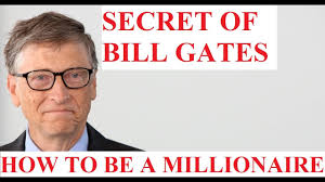 Bill Gates Memes - comic memes 02 funny secret of bill gates how to be a millionaire
