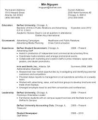 Resume Templates For Administrative Positions Administrative Assistant Resume Template Free Resume Template