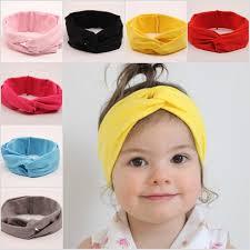 headbands for hair baby headbands children s hair accessories cotton hair
